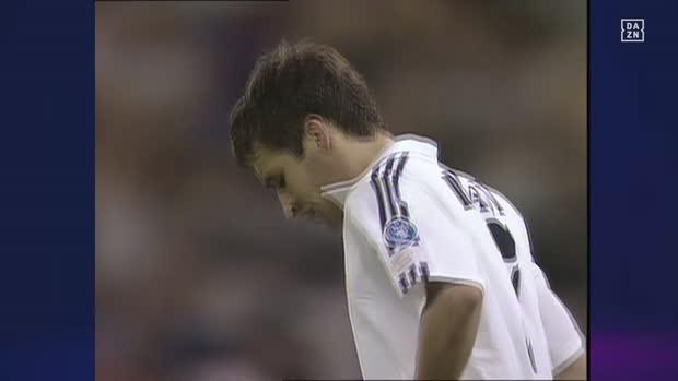 Raul mit Traumtor gegen Barca | CL Archiv 2002