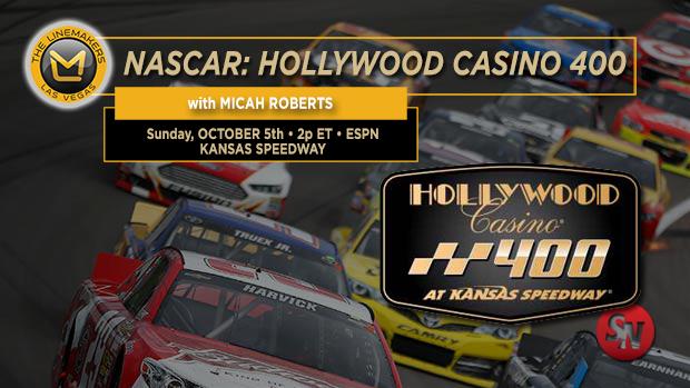 NASCAR Hollywood Casino 400