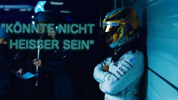 """Hamilton vor Saison: """"Ich will gewinnen!"""""""