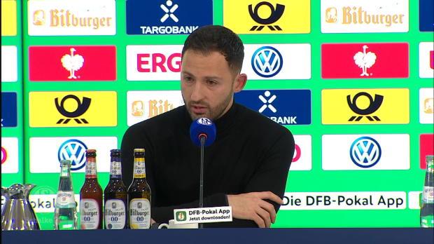 "FOOTBALL: Bundesliga: Tedesco mit ""riesen Kompliment"" an Köln"