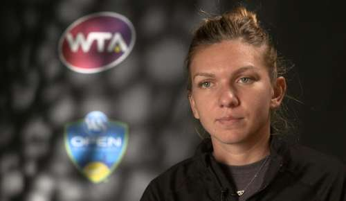 Halep Interview: WTA Cincinnati 2R