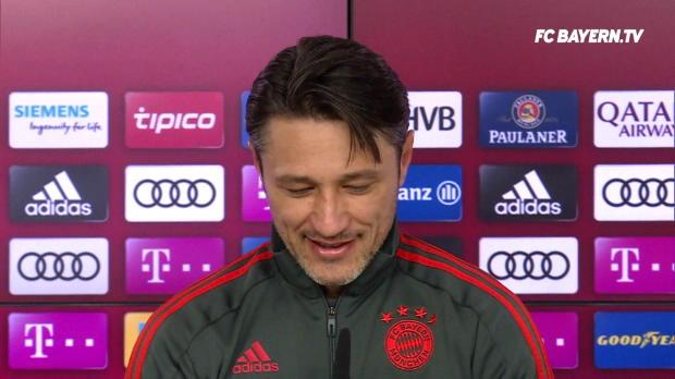 """Kovac versichert: """"Arp wird Nationalspieler"""""""