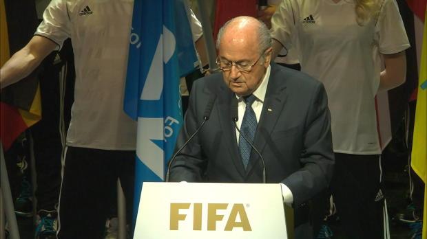 """FIFA: Blatter: Korruption? """"Eine Minderheit"""""""