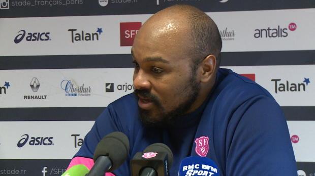 Top 14 - Stade français : Felsina : 'On ne joue pas le maintien'