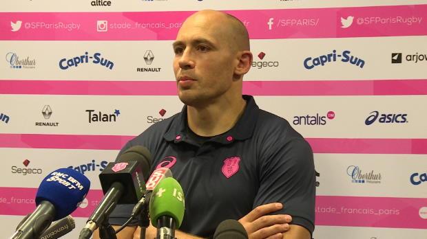 """Rugby : Top 14 - 5e j. : Parisse : """"Une année de transition : Ça me fait énormément chier que l'on dise ça !"""""""
