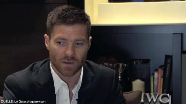 """Xabi Alonso über Gerrard: """"Freund für mich"""""""