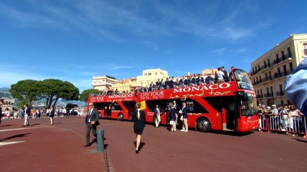 Ligue 1 - El Mónaco celebra su liga