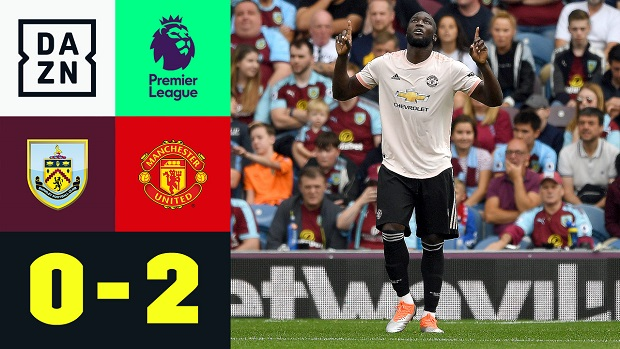 Premier League: Burnley - Man United | DAZN Highlights