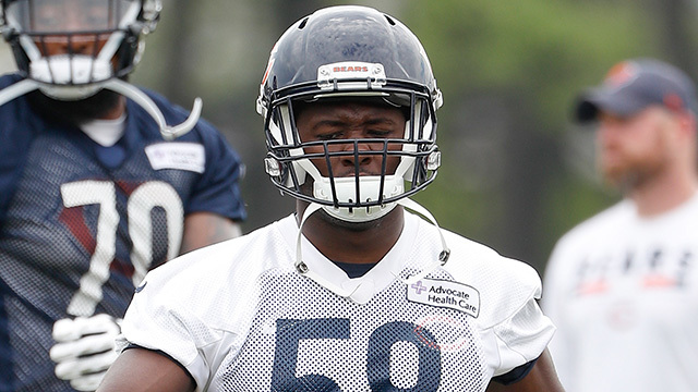 Ian Rapoport: Chicago Bears linebacker Roquan Smith could be on the field as soon as this weekend