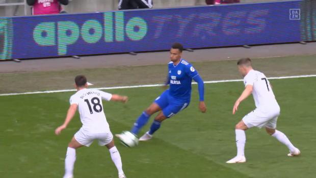 Premier League: Cardiff - Burnley | DAZN Highlights