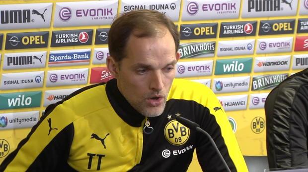 "Tuchel: Hertha ""hat einmalige Chance"""