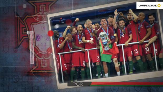 Fünf Fakten nach Portugal gegen Frankreich