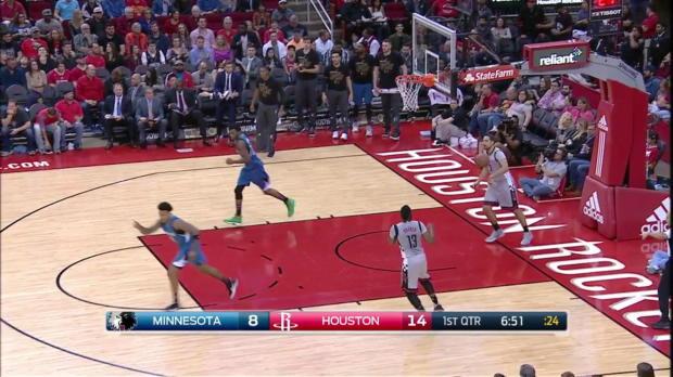 WSC: Andrew Wiggins 30 points vs the Rockets