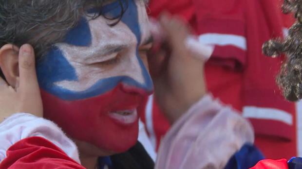 Copa in Zahlen: Chile will weiter begeistern