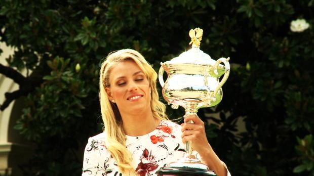 Tennis-Queen: Kerbers Traum-Jahr im Rückblick