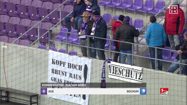 FC Erzgebirge Aue - VfL Bochum 1848