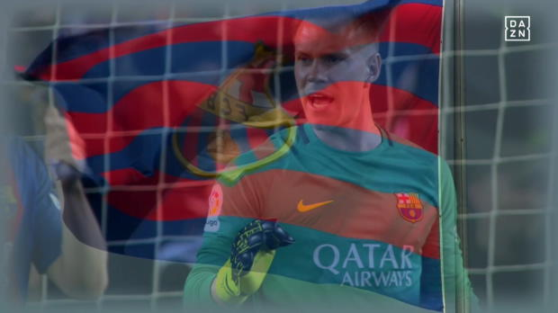 DAZN Feature Marc-André ter Stegen