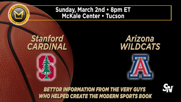 Stanford @ Arizona