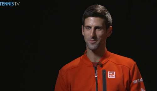 Djokovic Interview: ATP Shanghai 2R