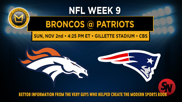 Denver Broncos @ New England Patriots