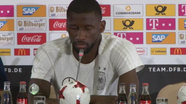 Confed Cup: Rüdiger: Werden unterschätzt!