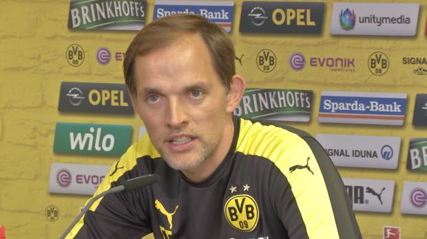 Stuttgart-Coach Wolf? Tuchel voll des Lobes