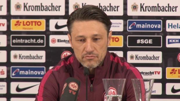 """Kovac: """"Sind voller Vorfreude auf Gladbach"""""""