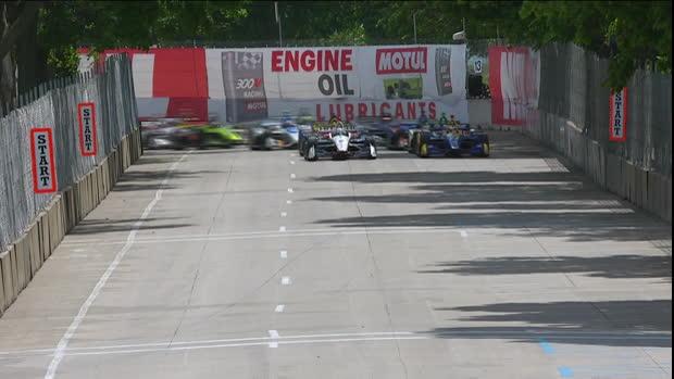 Chevrolet Detroit Grand Prix Race 2 : Race