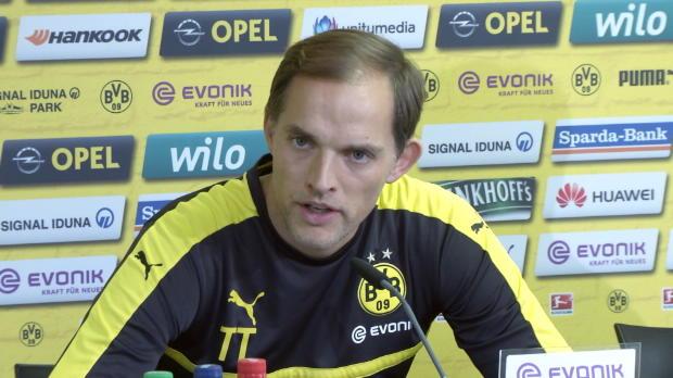 """Tuchel vor Bremen: """"Alle Antennen draußen"""""""
