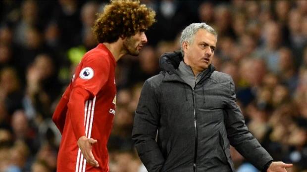 كرة قدم: الدوري الإنكليزي: سلامة اغويرو تكذّب البطاقة الحمراء - مورينيو