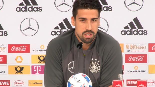 """EM 2016: Khedira: """"Versuche, Team mitzuführen"""""""