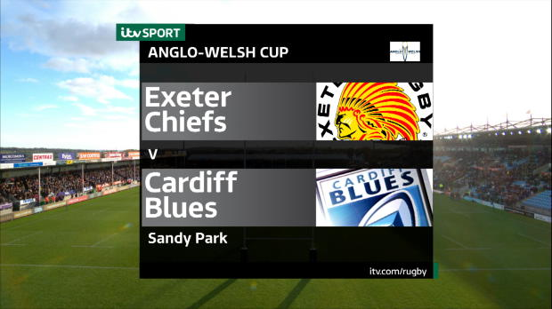 Aviva Premiership - Match Highlights - Exeter Chiefs v Cardiff Blues