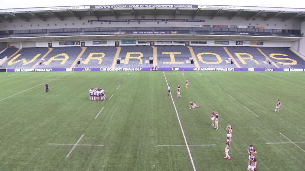 Aviva Premiership - Under 18 Final Highlights - Harlequins v Sale Sharks
