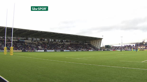 Aviva Premiership - Match Highlights - Newcastle Falcons v Northampton Saints