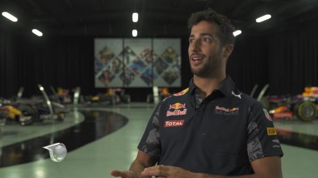F1: Ricciardo begeistert von britischen Fans