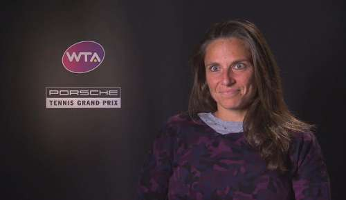 Vinci Interview: WTA Stuttgart 1R