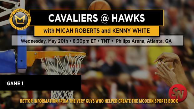 Cavaliers @ Hawks Game 1