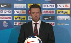 Wanderers coach Tony Popovic praised the