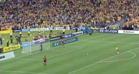 Die-hard Caltex Socceroos fans reminisce of the night in 2005 when the Caltex Socceroos qualified for the 2006 World Cup in Germany.