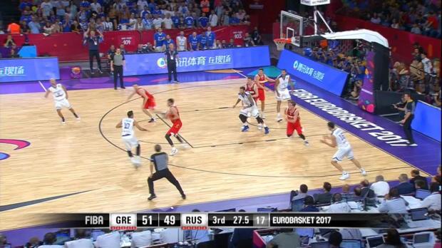 FIBA EuroBasket Wrap