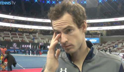 Murray Interview: ATP Bejing Final