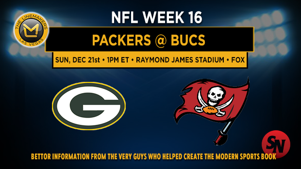 Green Bay Packers @ Tampa Bay Buccaneers