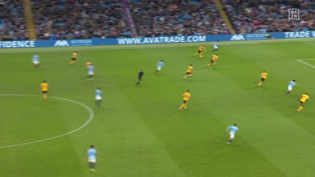 Premier League: Manchester City - Wolverhampton Wanderers | DAZN Highlights
