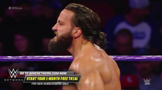 Tony Nese vs. Drew Gulak: WWE 205 Live, April 24, 2018