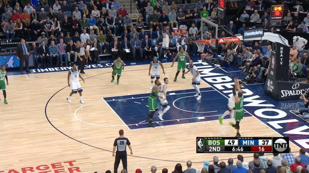 Dunk of the Night: Marcus Smart