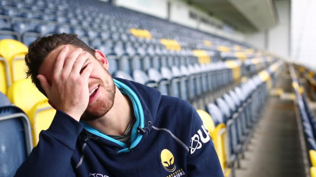 Aviva Premiership - Ryan Lamb on the intensity of Aviva Premiership Rugby