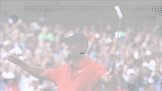 Socialeysed: Tiger Woods elektrisiert das Netz