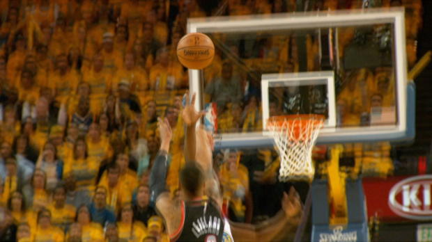 Best of Playoffs Phantom: Warriors vs Trail Blazers Game 2