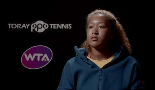 Osaka Interview: WTA Tokyo Final