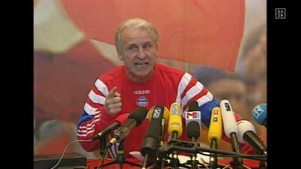 Trapattoni wird 80: Seine Wutrede im Video   Bundesliga Viral